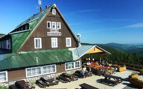 Krkonoše: Horska Bouda Dvoracky