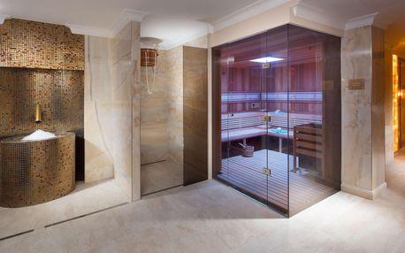Wellness pobyt v hotelu Chateau Monty Spa Resort v Mariánských Lázních