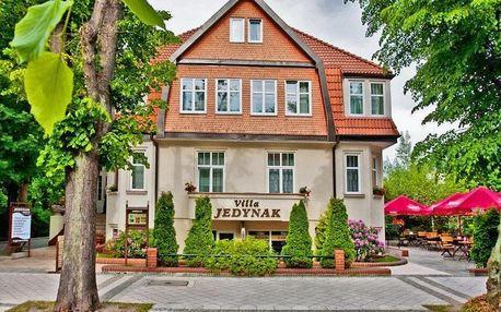 Polsko, Baltské moře: Villa Jedynak