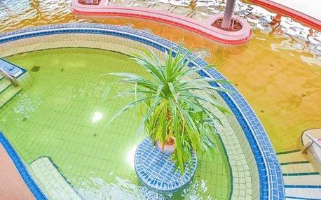 Györ, Hotel Raba City Center*** s wellness a vstupem do termálních lázní