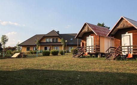 Český ráj: Camping v Ráji - Palda