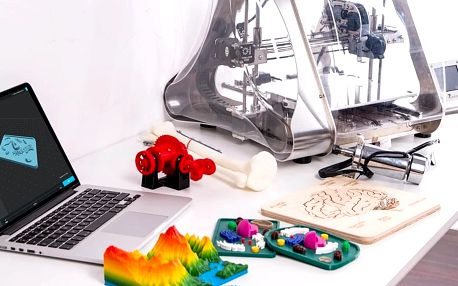 Workshop modelování a 3D tisku pro děti