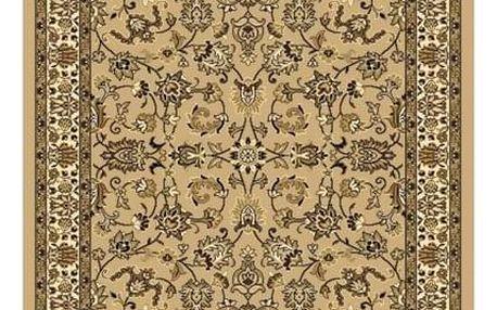Spoltex Kusový koberec Samira 12002 beige, 120 x 170 cm