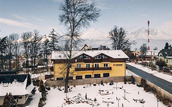 Apartmány Tatry Holiday, Slovensko, vlastní doprava, bez stravy3