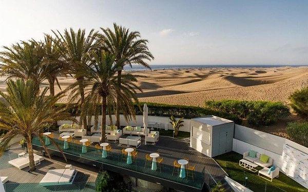 Santa Mónica Suites Hotel, Gran Canaria, Kanárské ostrovy, Gran Canaria, letecky, polopenze3