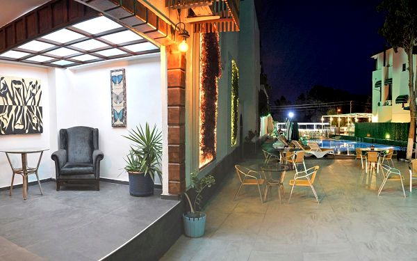Hotel Sky Star and Life Bodrum, Bodrum (oblast), letecky, all inclusive3