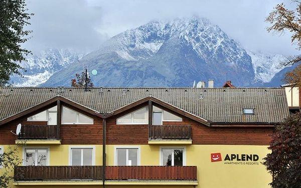 Apartmány Tatry Holiday, Slovensko, vlastní doprava, bez stravy5