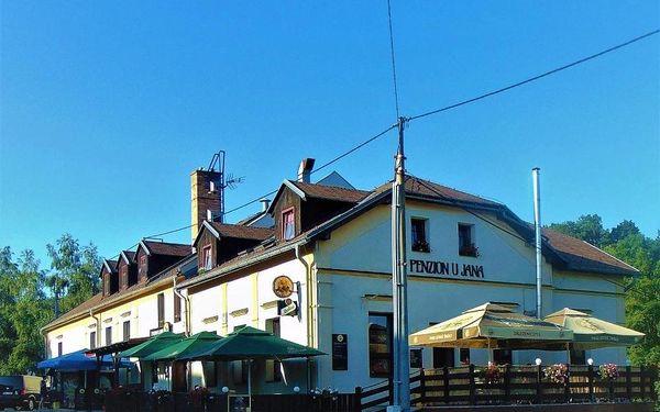 Orlické hory: Restaurace a penzion U Jana