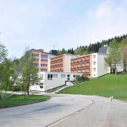 Olomoucký kraj: Wellness Hotel Dlouhé Stráně