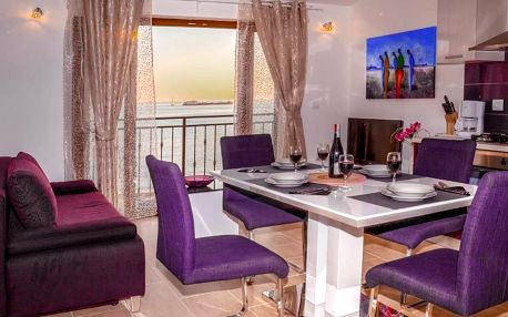 Chorvatsko, Novigrad: Sanja Apartments Rivarela