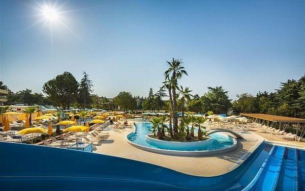 Valamar Parentino Hotel, Istrie, vlastní doprava, snídaně v ceně2