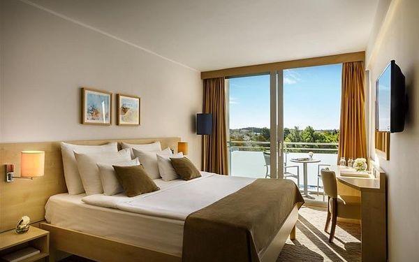 Valamar Parentino Hotel, Istrie, vlastní doprava, snídaně v ceně3