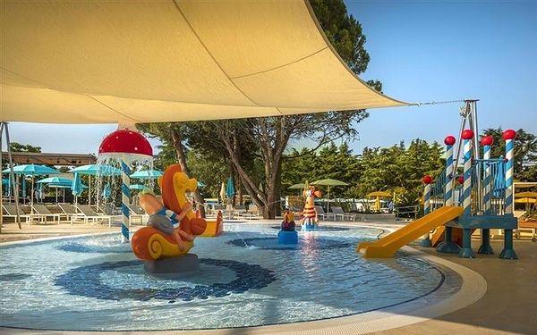 Valamar Parentino Hotel, Istrie, vlastní doprava, snídaně v ceně4