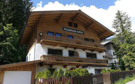 Rakousko, Zell am See: Apartment Waldhaus Opitz