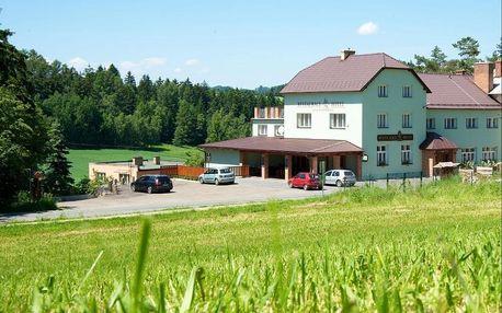Jižní Morava: Hotel Rudka