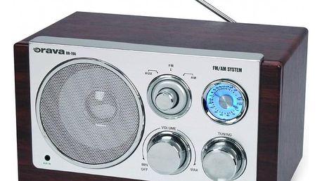 Orava RR-19 A retro rádio