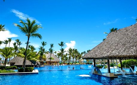 Dominikánská republika - Punta Cana letecky na 8 dnů, all inclusive