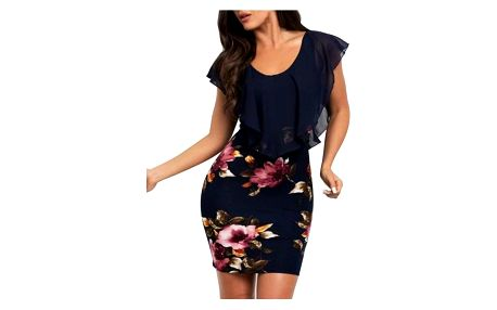 Letní šaty Merrilyn a-velikost č. 3 - dodání do 2 dnů