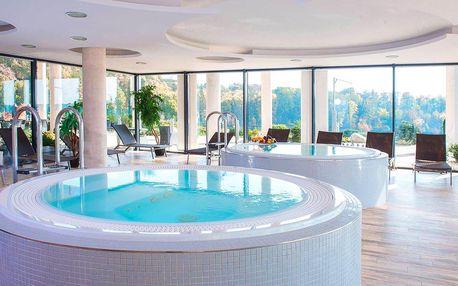 4* luxus ve Velichovkách: jídlo, bazén i wellness
