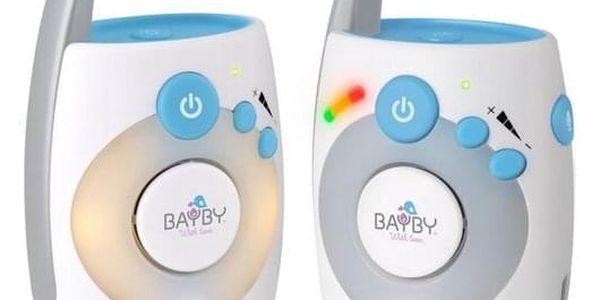 BAYBY BBM 7005 Digital audio chůvička