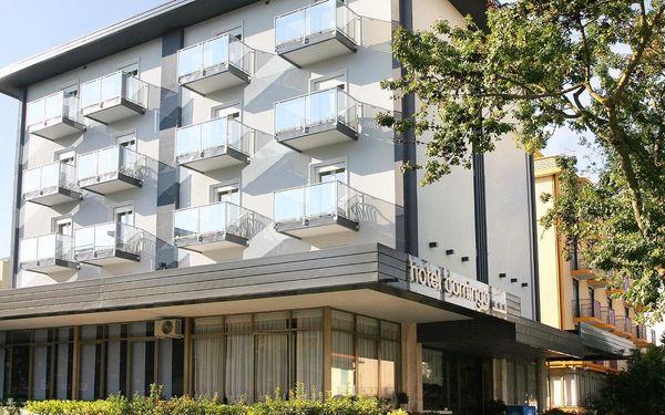 3* Hotel Domingo s polopenzí, 100 m od privátní pláže