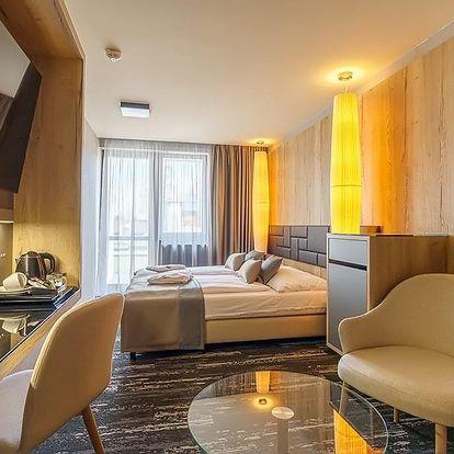 Stará Lesná, Hotel Hills**** ve Vysokých Tatrách