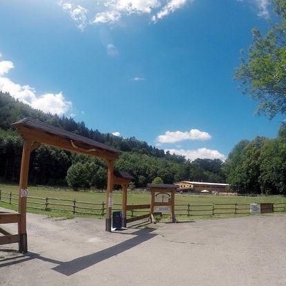 Senior relaxační pobyt na 5 nocí s wellness na ranči Bučiska v srdci Beskyd
