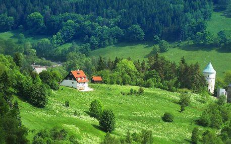 Luxusně vybavená vila pod Klínovcem