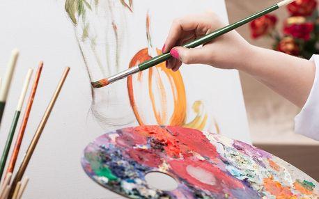 Kurz kresby a malby pro začátečníky i mírně pokročilé