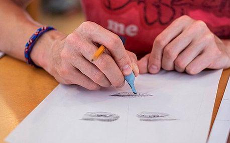 Online kurz kreslení pravou mozkovou hemisférou