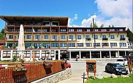 Letní Wellness pobyt v hotelu Toliar v Tatrách na Štrbském Plese s polopenzí