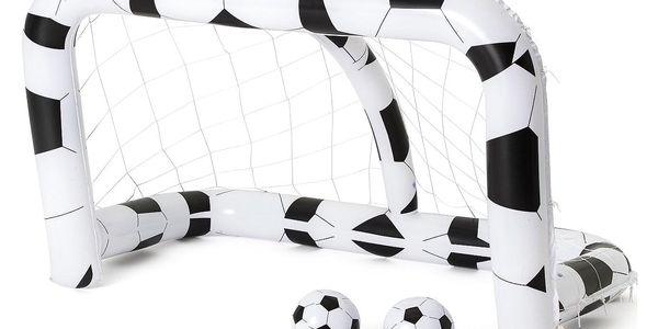 Fotbalová branka BESTWAY 213 x 117 x 125 cm s míči