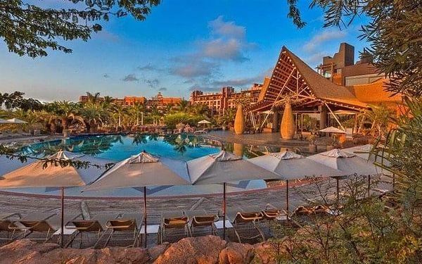 Lopesan Baobab Resort, Gran Canaria, Kanárské ostrovy, Gran Canaria, letecky, polopenze4