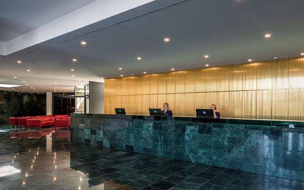Moderní 4* hotel NH Prague City v centru Prahy se saunou a parkováním 4 dny / 3 noci, 2 osoby, snídaně3