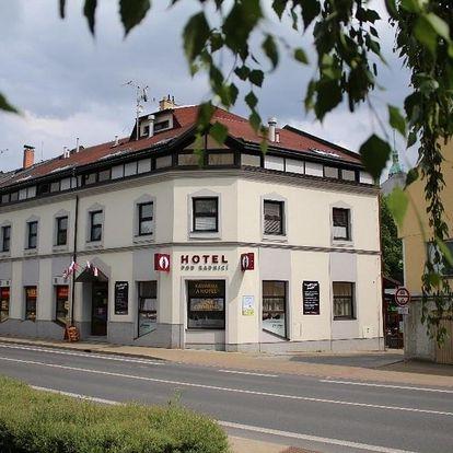 Šumperk, Olomoucký kraj: Hotel Pod Radnicí