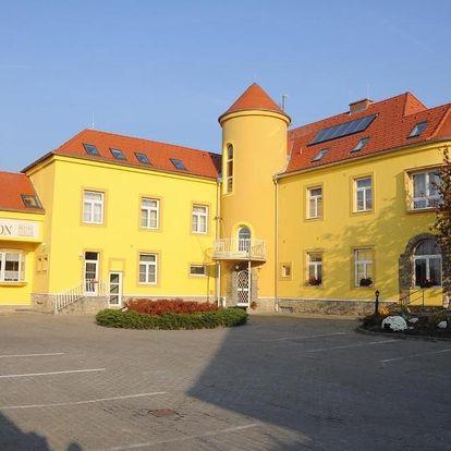 Jižní Morava: Hotel Apollon