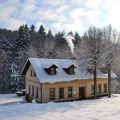 Vysoké nad Jizerou, Liberecký kraj Penzion U Lípy