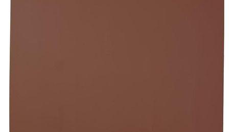 Orion Vál silikon HNĚDÁ, 50 x 40 cm