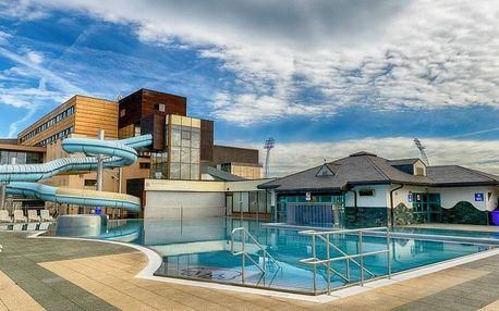 Wellness pobyt se vstupem do termálních bazénů s vodními atrakcemi, Vysoké Tatry