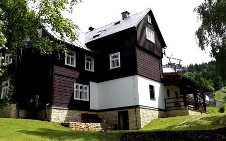 Rokytnice nad Jizerou, Liberecký kraj: Horská Chata U Vleku