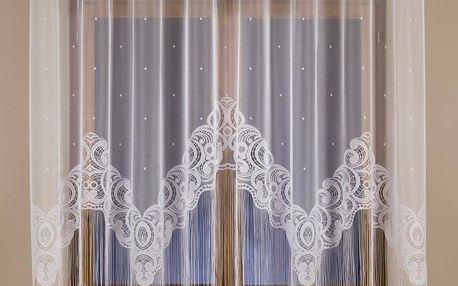 4Home Záclona Patricie, 250 x 150 cm