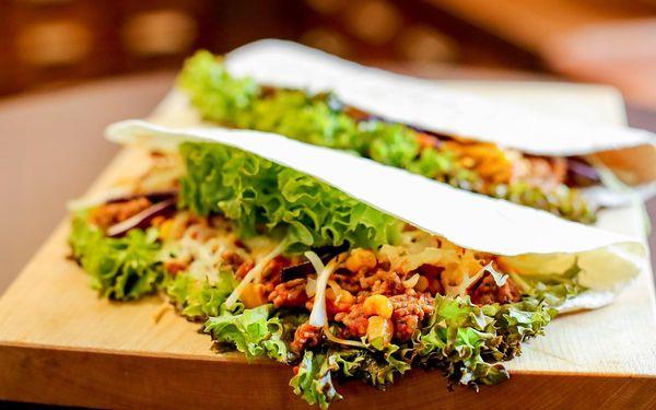 Tortilla mix a hranolky pro 25
