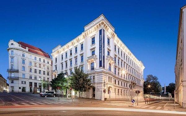 Pobyt přímo v centru Brna: Luxusní Hotel Barceló Palace ***** se snídaněmi, saunou a fitness centrem