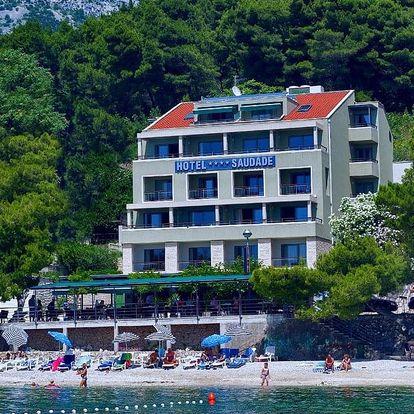 Chorvatsko - Gradac na 8-16 dnů, polopenze