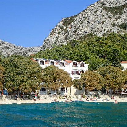Chorvatsko - Gradac na 8-22 dnů