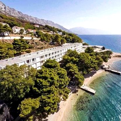 Chorvatsko - Omiš letecky na 8-15 dnů, all inclusive