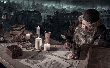 Legenda o Golemovi - venkovní úniková hra ve Starém Městě