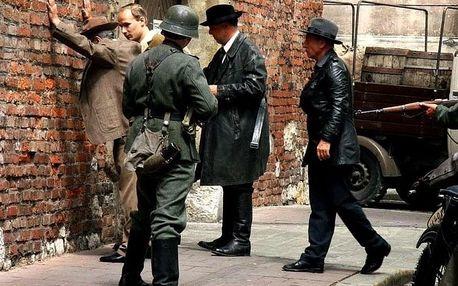 Petřín 1941 - historicko-dobrodružná venkovní únikovka v Petřínských sadech