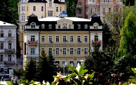 Karlovarský kraj: Apartments Central Park Marienbad