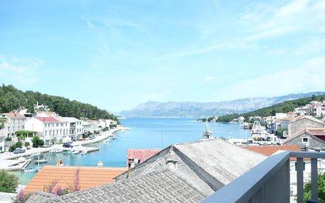 Chorvatsko, Brač: Villa Libana